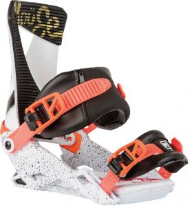 Another one of the best bindings for snowboards