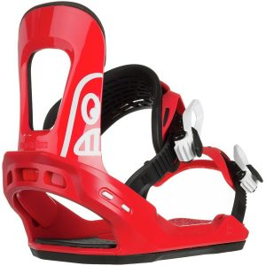 Although listed last, these are considered the best snowboard bindings as well