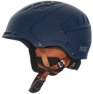 The navy style of the K2 Diversion snow helmet