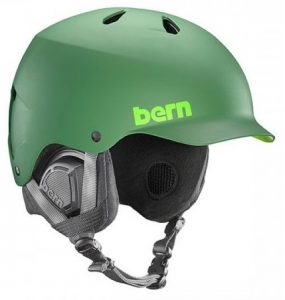 Bern's highly reviewed helmet
