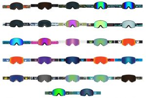 There will be a goggle color combo for you