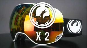 The Dragon X2 snowboard ski goggle is a top choice by many riders