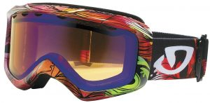 Last but not least, Giro's top ladies goggle
