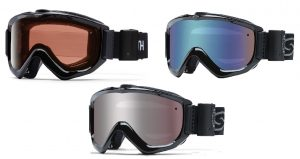 We review the Smith Knowledge Turbo fan snowboard ski goggles