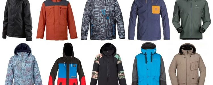 The Top 10 Best Jackets for Snowboarding and Skiing