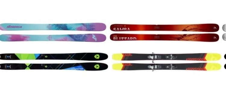 The Best Skis for Women
