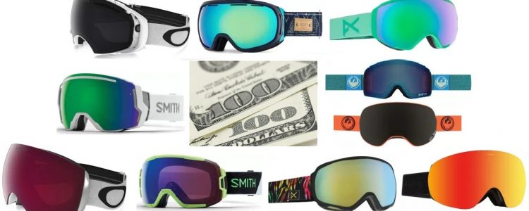 The Best Snowboard and Ski Goggles Under $200