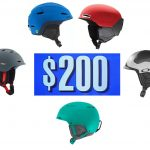 The Best Ski and Snowboard Helmets for Under $200
