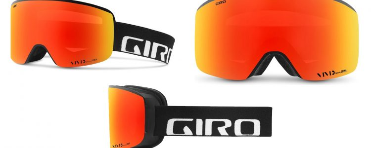 Giro Axis Snowboard Ski Goggles Review